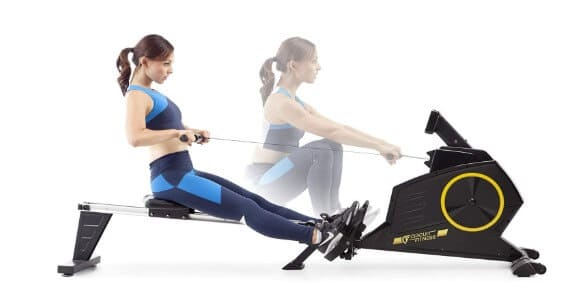 Curcuit Fitness rower