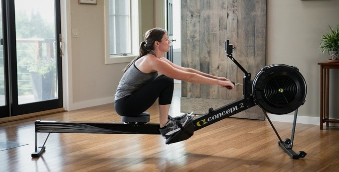 ROWING MACHINE CONCEPT 2 MODEL D REVIEWS 209