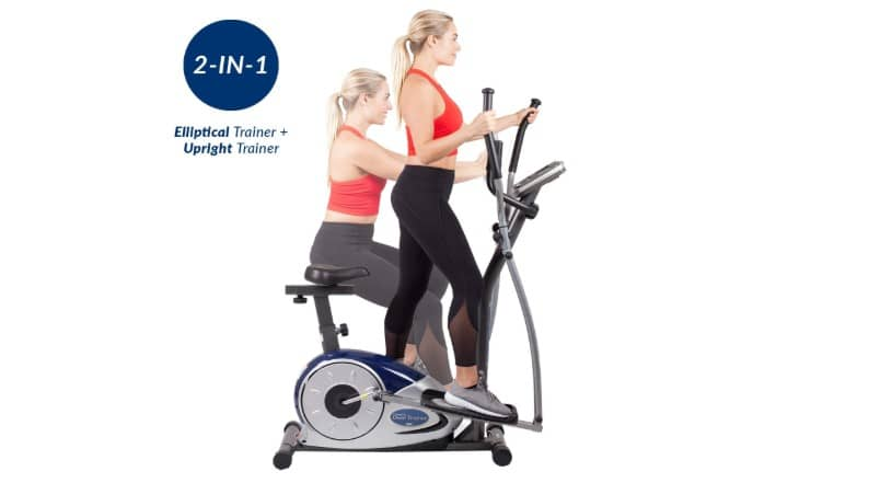 Body champ 2 in 1 cardio dual trainer reviews