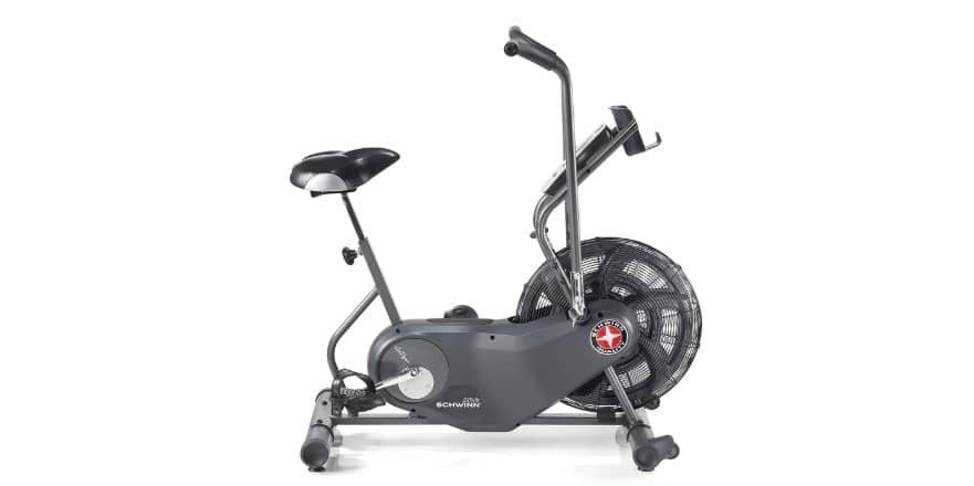 schwinn AD6 airdyne upright exercise bike