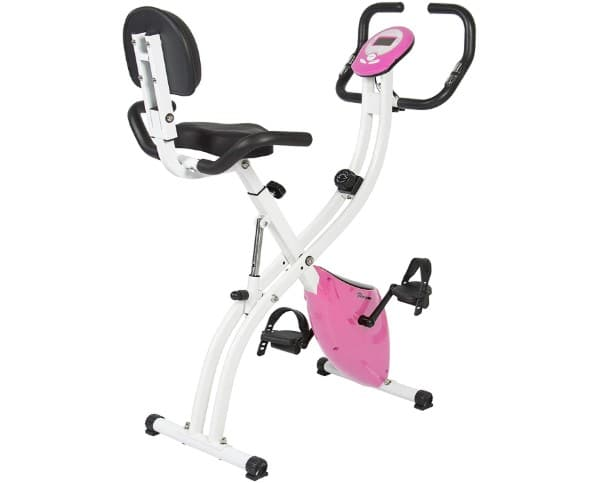 Best Choice Folding Upright Exercise Bike