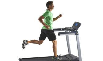 What does the treadmill do for your body?