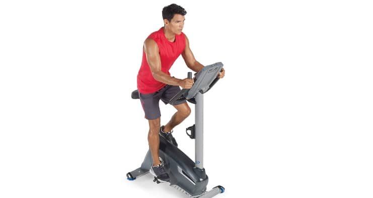 Nautilus U614 Upright Bike