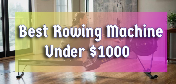 Best Rowing Machine under $1000