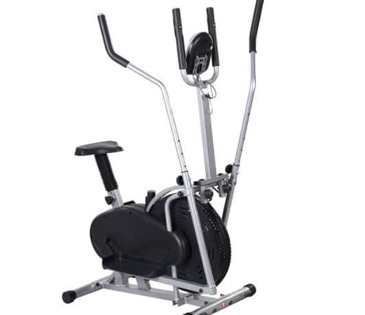 Goplus 2 In 1 Elliptical Bike