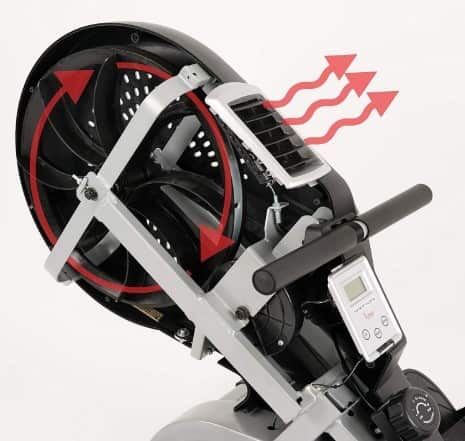 affordable rowing machine