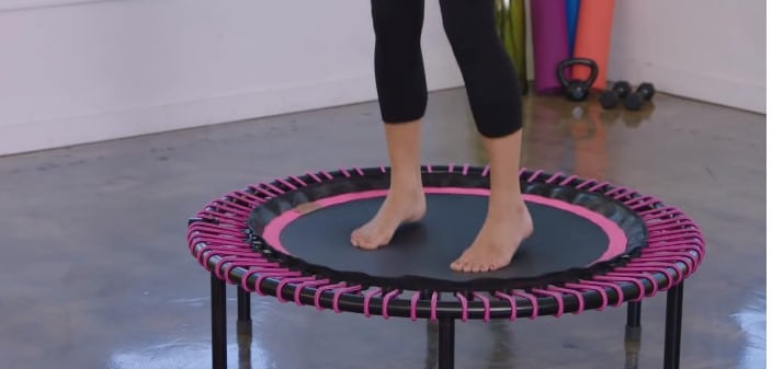 Exercise On Mini Trampoline For Weight Loss