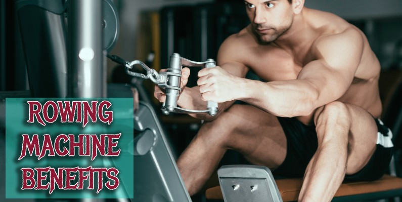 Rowing machine benefits weight loss