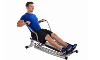 Stamina 35-1215 Orbital Rowing Machine with Free Motion Arms.