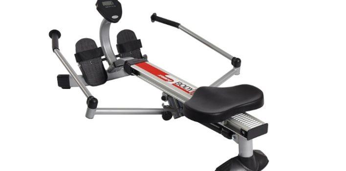 Stamina Body Trac Glider 1050 Rowing Machine Review.