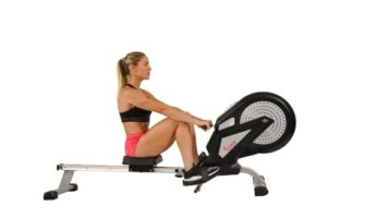 Sunny Health & Fitness SF-RW5623 Air Magnetic Rowing Machine Review