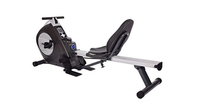 Stamina Conversion II recumbent bike and rower Reviews