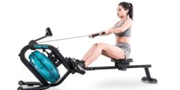 Merax Water Rowing Machine reviews | Cheap Water rower 2019