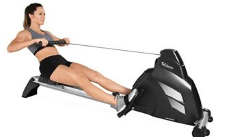 Velocity Exercise Magnetic Rower Review and Buying guide.