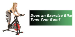 Does an Exercise Bike Tone Your Bum?