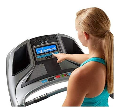 Horizon Fitness Horizon Elite T5 Treadmill
