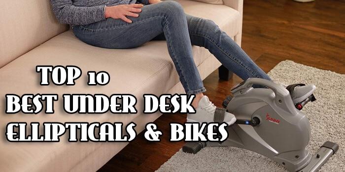 Best under desk elliptical