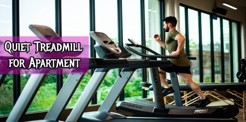 Quiet Treadmill for Apartment