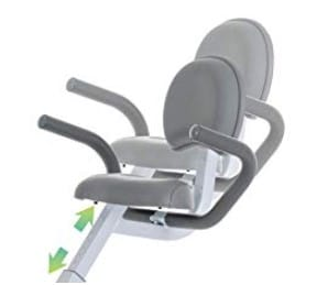 height adjustable seat