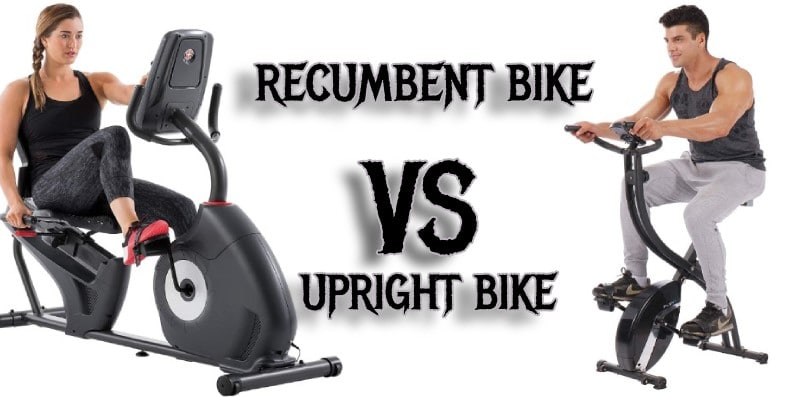Upright vs Recumbent bike