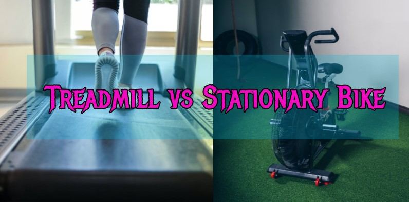 Treadmill vs Stationary Bike