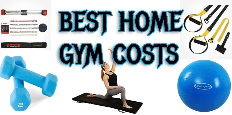 home gym costs