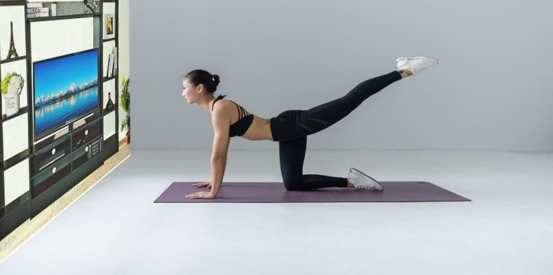Is Exercise While Watching TV Beneficial